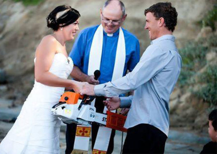 STIHL SHOP Greytown's GET OBSESSED Campaign